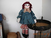 天使瘋手作:鄉村娃娃