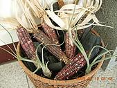 天使瘋手作:木炭與乾燥玉米