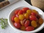 愛燜燒的廚娘菜:梅粉小蕃茄