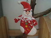 天使瘋手作:樹脂土~聖誕老人