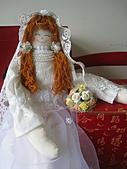 天使瘋手作:鄉村新娘娃娃
