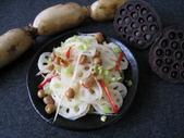 愛燜燒的廚娘菜:涼拌蓮藕