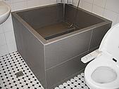 溫泉缸:板岩溫泉的缸