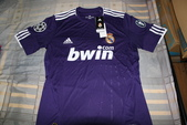 2010-11 Real Madrid 3rd Adidas European Football S:IMG_1230.JPG