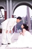 小汞&小夢婚紗照:外拍第一套--白紗(合照六)