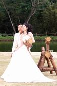 小汞&小夢婚紗照:外拍第一套--白紗(合照九)