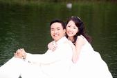 小汞&小夢婚紗照:外拍第一套--白紗(合照十)