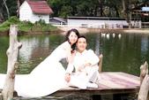 小汞&小夢婚紗照:外拍第一套--白紗(合照十二)