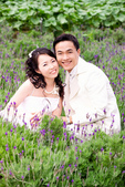 小汞&小夢婚紗照:外拍第一套--白紗(合照十三)