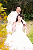 小汞&小夢婚紗照:外拍第一套--白紗(合照十五)