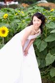 小汞&小夢婚紗照:外拍第一套--白紗(小夢獨照五)