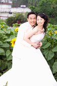 小汞&小夢婚紗照:外拍第一套--白紗(合照十六)
