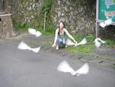 溪頭&劍湖山三日遊:小夢與鴿子-2