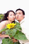 小汞&小夢婚紗照:外拍第一套--白紗(合照十七)