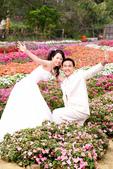 小汞&小夢婚紗照:外拍第一套--白紗(合照十八)