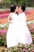 小汞&小夢婚紗照:外拍第一套--白紗(合照十九)