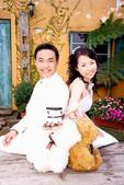 小汞&小夢婚紗照:外拍第一套--白紗(合照二十)