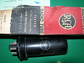 Rectifier Tube  :RCA 5W4