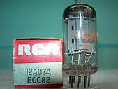 ECC82-12AU7  :RCA 12AU7A NOS-NIB-1.1 ( Aug-1