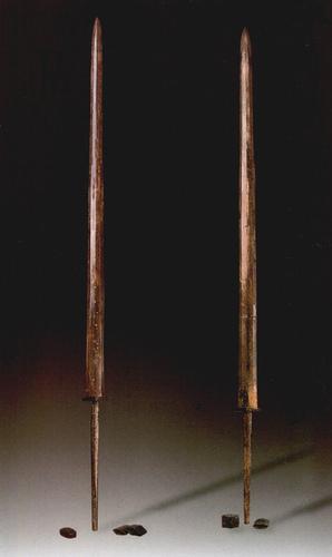 秦始皇的铸剑技术是谁人传授?