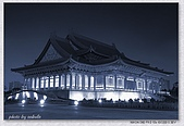 中正紀念堂夜景:ae
