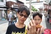 2014京阪神:大阪四天王寺旁吊鐘燒.JPG