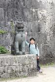 2015沖繩:首里城風獅爺