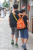 2014京阪神:東本願寺往西本願寺途中.JPG