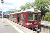 2014京阪神:超可愛的阪急電車.JPG