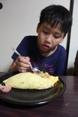 2014京阪神:北極星的美味蛋包飯.JPG