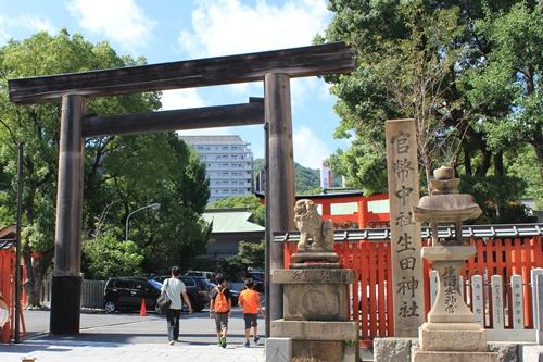 2014京阪神:5神戶生田神社 (1).JPG