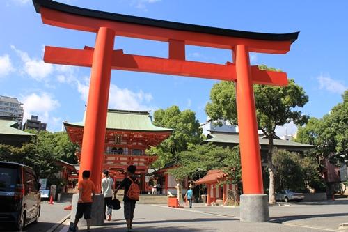 2014京阪神:5神戶生田神社 (2).JPG