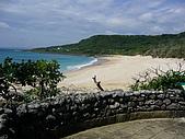 我們在墾丁。天氣晴^^:砂館外的保護區海域~貝殼含量高達97%