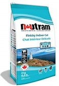 貓飼料:Nutram (Finicky) Indoor Cat.jpg