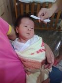 (作品集)肚臍章、胎毛筆、胎毛項鍊、胎毛印章、手鍊BABY金足印製做:嬰兒剃頭禮象徵著從頭開始