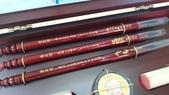 (作品集)肚臍章、胎毛筆、胎毛項鍊、胎毛印章、手鍊BABY金足印製做:吉祥印舖胎毛筆-狀元筆最正式的組合是三隻組大中小楷胎毛筆.jpg