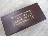 (作品集)肚臍章、胎毛筆、胎毛項鍊、胎毛印章、手鍊BABY金足印製做:原木印章盒
