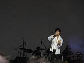 王力宏演唱會:穿著睡衣,可愛。