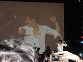 王力宏演唱會:很愛這張,可惜了聽眾的手。