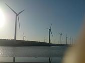 高美溼地:風車近照