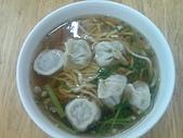 美食:水餃拉麵