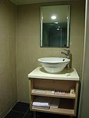 [住宿] 台北 璽愛旅館:洗手台