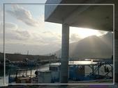 [台東東河] 金樽漁港:下午的陽光灑落