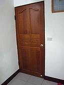 [住宿] 新竹橫山 欣柏元民宿:房間就只有這樣的喇叭鎖