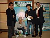 牛鈴之聲:圖03-綠色影展開幕《牛鈴之聲》導演李忠烈(中右)出席映