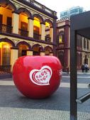 我的相簿:塔石紅苹果