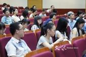 上海交流座談:【復旦大學:有故事的人──臺港小說名家復旦座談】與會聽眾