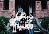 畢業十週年記念之一-二專同學出遊:淡水紅毛城-1
