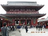 2005-10-22日本東京行第四天,淺草寺,明治神宮之旅~:DSCN0558