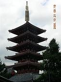 2005-10-22日本東京行第四天,淺草寺,明治神宮之旅~:DSCN0573